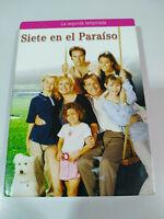 Siete En el Paradise Deuxième Saison 2 Complète - 6 X Espagnol English