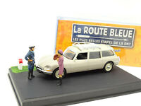 UH La Route Bleue 1/43 - Citroen DS ID 20 Break