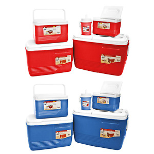 ICE BOX COOLER 6L 14L SMALL LARGE ICE COOLING DRINK BEACH PARTY PICNIC COOLBOX