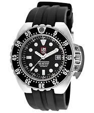 Luminox 1512 Men's Deep Dive Automatic Black Silicone Black Dial