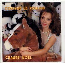 ACTEURS SP Corinne Le Poulain Papa Noël de Disneyland 1983