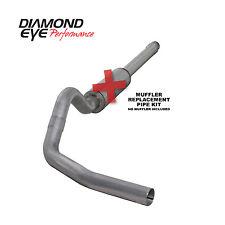Diamond Eye Exhaust Powerstroke Cat Back Single Aluminized K4310A-RP
