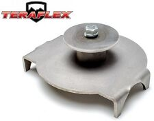TeraFlex TJ Rear Axle Braclet Coil Spring Pad for 1997-2006 Jeep Wrangler TJ LJ