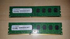 Axiom 16GB (2 x 8GB) DDR3 1600 mhz Desktop Memory pc3-12800u NON-ECC UDIMM