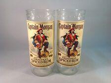 Captain Morgan Tumblers, Set of 2 glasses