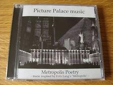 CD Album: Picture Palace Music : Metropolis Poetry : Sealed Tangerine Dream