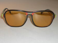 1960's VINTAGE B&L RAY BAN MULTI COLOR OLYMPIC STATESIDE AMBERMATIC SUNGLASSES