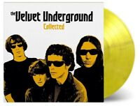 THE VELVET UNDERGROUND - COLLECTED (LTD BANANA PEEL VINYL)  2 VINYL LP NEW+
