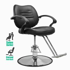 classic BestSalon Hydraulic Barber Chair Styling Salon Beauty Equipment Spa