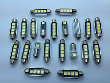 BMW 7 Series E38 PREMIUM LED Interior lights Kit 21 SMD White Error Free canbus