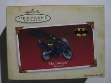 Hallmark Keepsake Ornament 2005 BATMAN BATCYCLE DC MINT IN BOX MIB