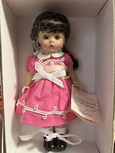 Madame Alexander 2010 MADC Club Time for School Rose Pink #60271 COA 75/ 100