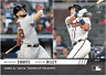 2019 MLB TOPPS NOW® Card 322 ROOKIES  MONTH OF MAY Michael Chavis / Austin Riley