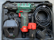 Parkside 12v Hybrid Li-ion 1/2 Drive Cordless Impact Wrench