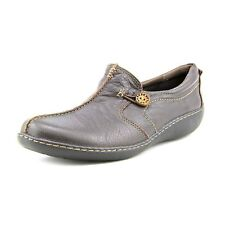 Clarks Women's 100% Leather Slippers