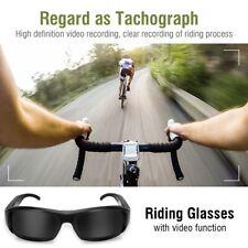 1080P Outdoor Sports USB Mini Brille Kamera Video Sonnenbrille Spycam Eyewear DE