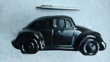 Dartmouth Pottery Pottery Devon/torquay Ware Humor Large Volkswagen Beetle Money Box