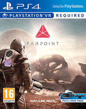F900705f Giochi per Console Sony Entertainment Farpoint VR