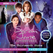 Very Good, The Thirteenth Stone (Sarah Jane Adventures), Richards, Justin, Book