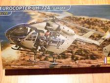 "Heller 1:72 Eurocopter UH-72A ""Lakota"" Helicopter Model Kit"