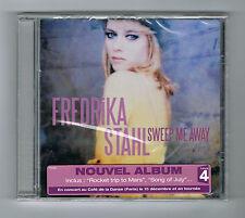 FREDRIKA STAHL - SWEEP ME AWAY - CD 14 TITRES - 2010 - NEUF NEW NEU