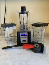 Blendtec Professional 750 Black (New or Pre-Owned Jar Packages) 120v US