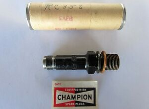 CHAMPION Aircraft SPARK PLUG - Part # RC35S or RC-35S - 085 - Remanufactured