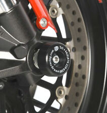 R&G Racing Fork Protectors to fit MV Agusta F4 RR 2010- (Ohlins Forks)