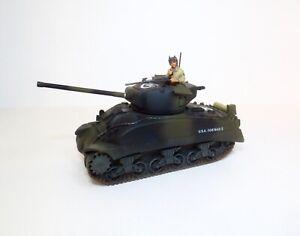 BRITAINS Lead Toy Soldier Figure WW2 SHERMAN TANK
