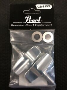 Pearl UBG815/2 8mm Wing Bolt 2 Pack with Washers