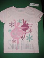 NWT NEW Peek Kids Nutcracker Suite Waltz of Flowers Shirt 12