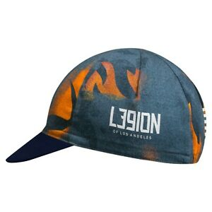 NEW Rapha Men's Cycling Cap Hat Legion Of Los Angeles RCC LIMITED EDITION