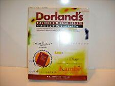 Dorland's Electronic Medical Speller 3.0 CD-ROM For  Windows & Ami Pro Software