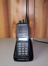 Motorola MTX8000 Radio Model 3 Full Keypad H01UCH6DB7AN
