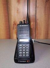 Motorola MTX8000 Radio Model 3 Full Keypad H01UCH6DB7AN