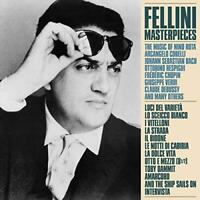Fellini Masterpieces - Various Nino Rota (NEW 3CD)
