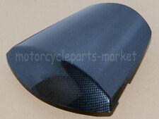 Carbon Pillion Rear Seat Cowl Cover For Suzuki K11 GSXR600 GSXR750 2011-2014 12