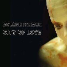 Mylene Farmer - City of love - CD single  (neuf scellé)