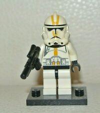 LEGO Star Wars : Clone Trooper - minifig personnage figurine - set 7655 sw128a