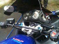 Honda Blackbird CBR1100XX 97-07 Straight Bar Conversion Kit UK Supplier NEW
