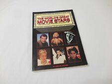 The World's Great Movie Stars 1980 Hollywood Oscars Pacino Garland Fonda Disney