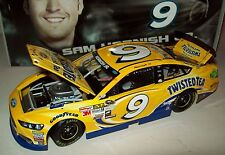 Sam Hornish Jr 2015 Twisted Tea #9 Petty Motorsports Fusion 1/24 NASCAR Diecast