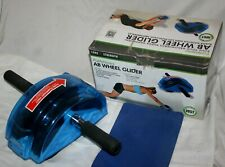 Purathletics Ab Wheel Glider Abdominal Back Shoulders & Arms Exerciser