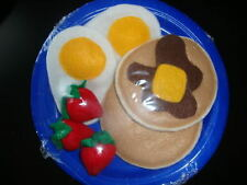 Felt food play sets BIN 9 assorted sets