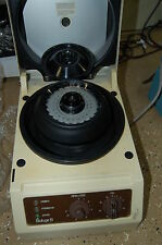 American Scientific  micro centrifuge biofuge B  11000 rpm lab product