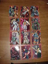 2006 Toy Biz Marvel Figure Factory Series 2 Card Singles * Look New Additions