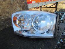 06 07 08 DODGE RAM Headlight Head Lamp OEM