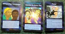3 Illuminati Card Game Cards