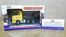 Corgi CC13802 diecast 1/50 Truckfest Actros Jack Richards & Son Ltd Ed 0003/2210