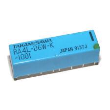 RA4L-D6W-K-1001 Relay Coil 6Vdc Takamisawa